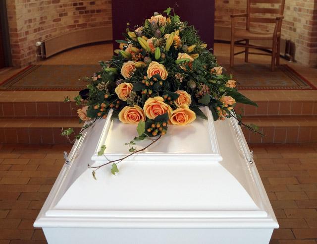 Begravelseshjaelp